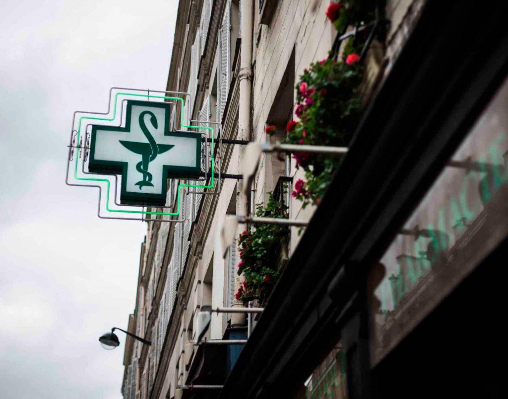 Pharmacie à vendre Paris